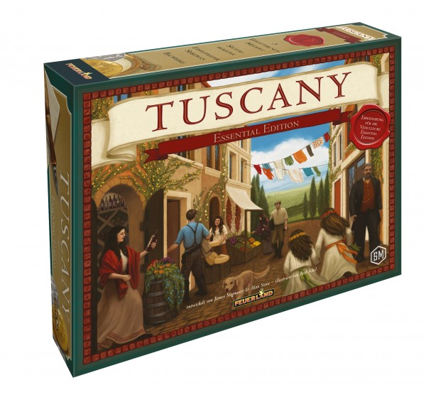 Viticulture: Tuscany Essential Edition (deutsch)