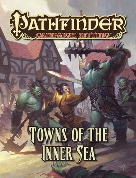 Pathfinder: Campaign Towns of the Inner Sea