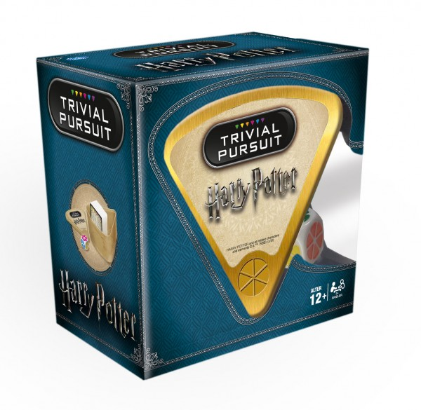 Trivial Pursuit - Harry Potter *Neu*