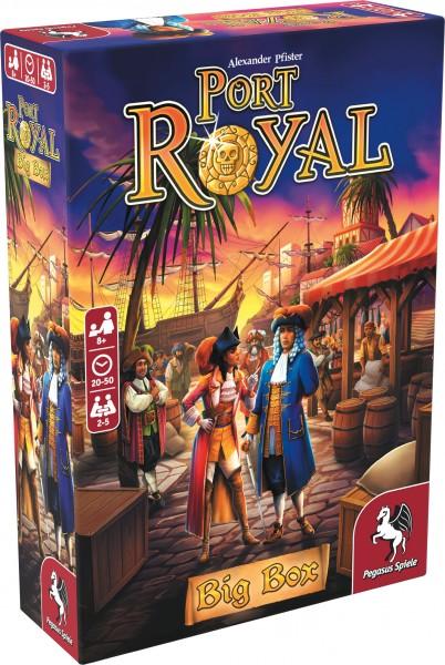 Port Royal Big Box (englisch)