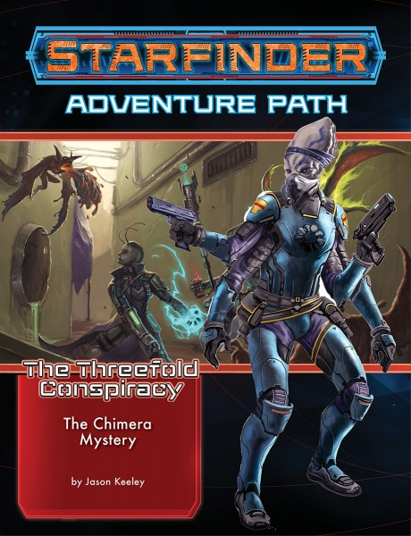 Starfinder Adventure Path #25