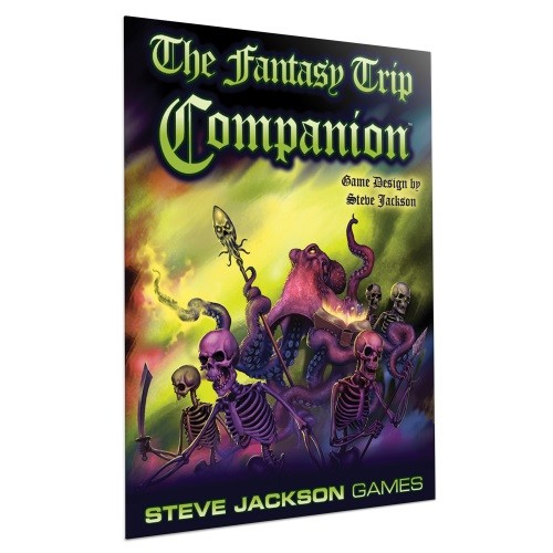 The Fantasy Trip: Companion