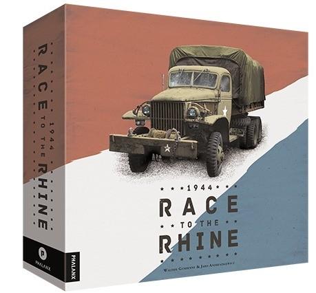 1944: Race to the Rhine