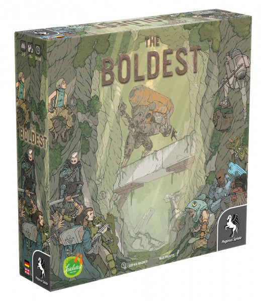 The Boldest (Edition Spielwiese)