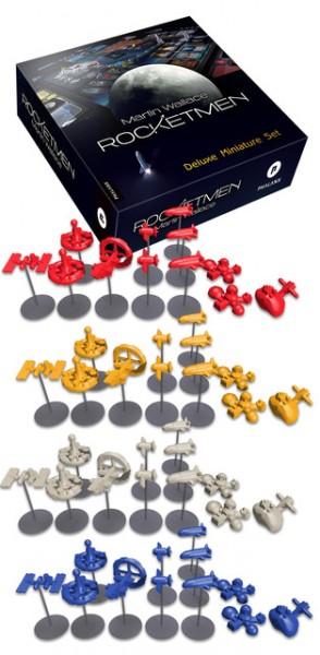 Rocketmen: Miniaturen-Set