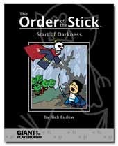 Order of the Stick: War and XPs