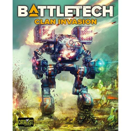 BattleTech: Clan Invasion Box (Revised)