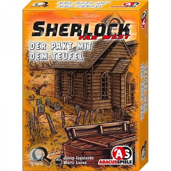 Sherlock Far West – Der Pakt mit dem Teufel