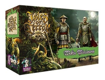 Isles of Terror – Wokou Miniatures