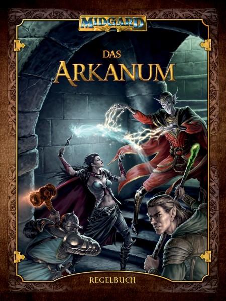 Midgard: Das Arkanum, 5te Edition