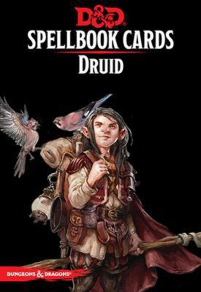 Dungeons & Dragons: Druid Spell Deck REVISED (131 Cards)