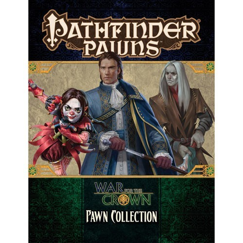 Pathfinder: War for the Crown Pawn Collection