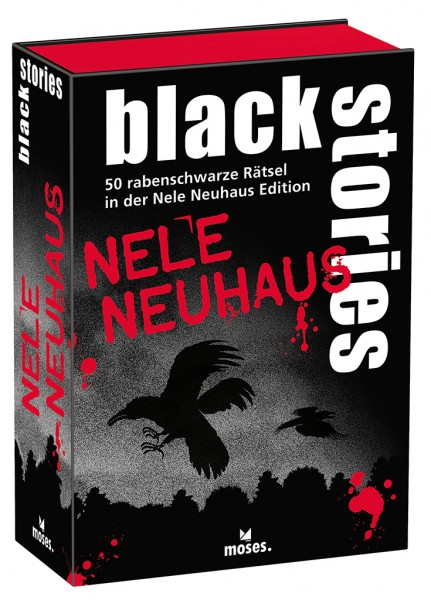black stories – Nele Neuhaus