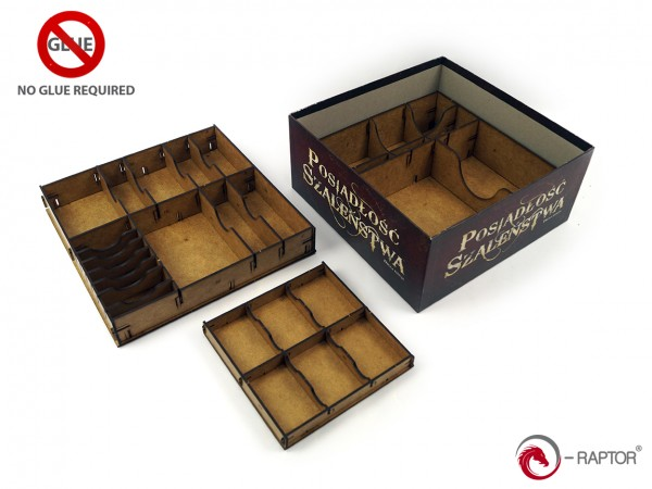 Insert: Mansion of Madness: Second Edition