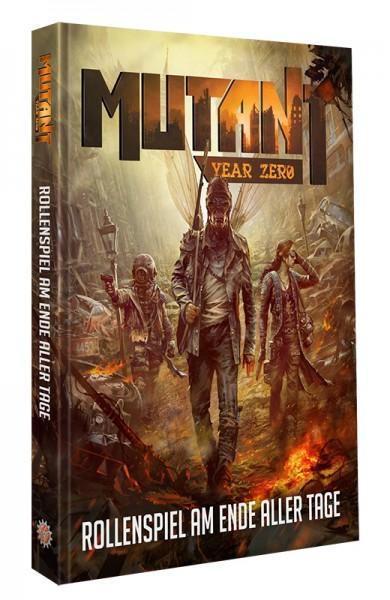 Mutant – Jahr Null: Grundregelwerk