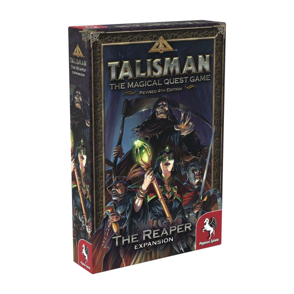 Talisman: The Reaper [Expansion]