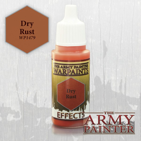 Army Painter Paint: Dry Rust