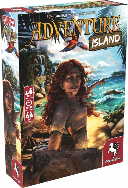 Adventure Island (englische Ausgabe)