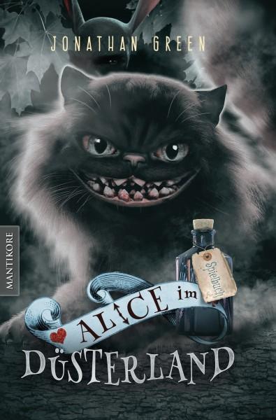 Alice im Düsterland – Ein Fantasy-Spielbuch