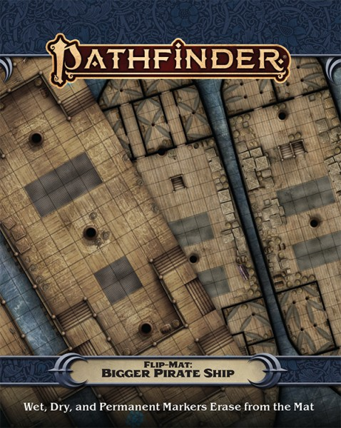 Flip-Mat: Bigger Pirate Ship