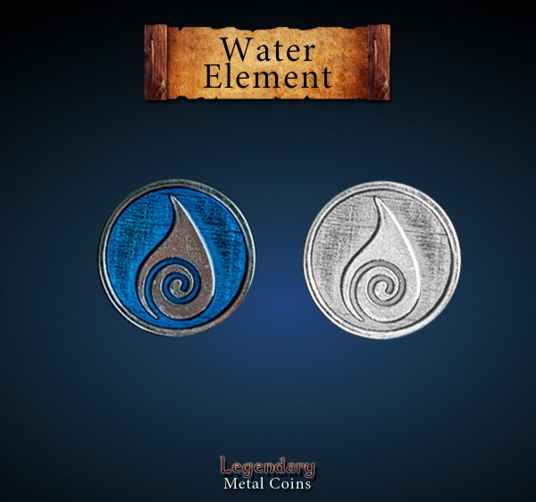 Water Element Set (12 Stück)