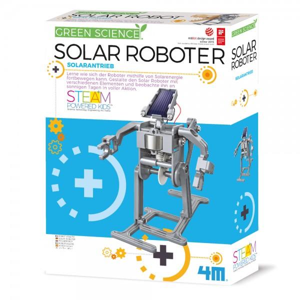 Green Science: Solar Robot *Neu*