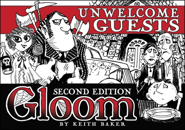 Gloom: Unwelcome Guests, 2nd Edition