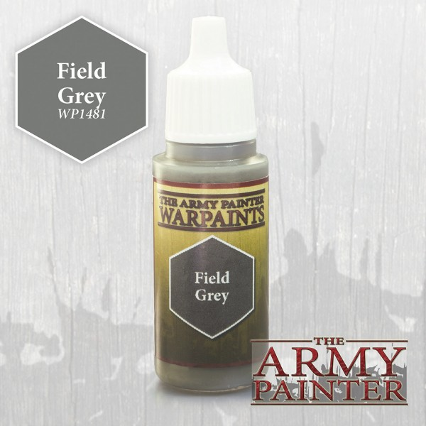 Army Painter Paint: Field Grey