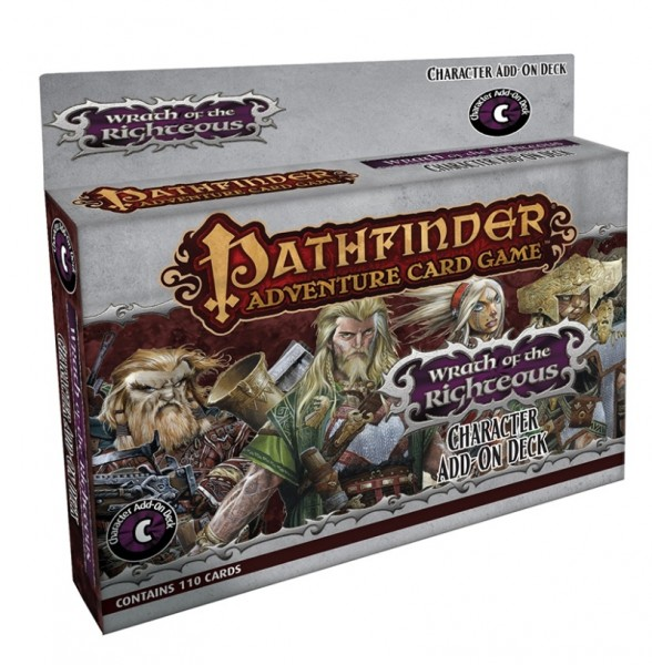 Pathfinder Adventure Card Game: Wrath of the Righteous Characters Add-On