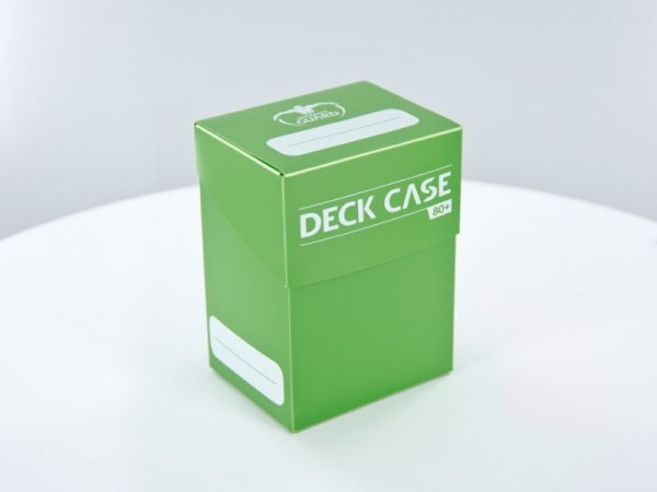Ultimate Guard: Deck Case 80+ - Green