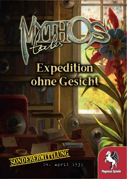 Mythos Tales: Expedition ohne Gesicht