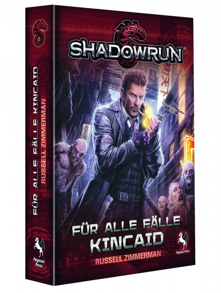 Shadowrun: Für alle Fälle Kincaid