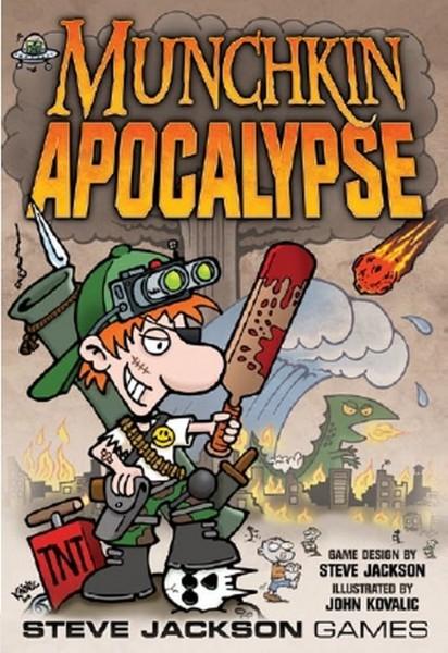 Munchkin Apocalypse (englische Ausgabe)