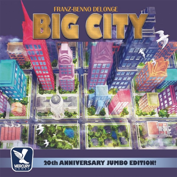 Big City Anniversary Jumbo Edition