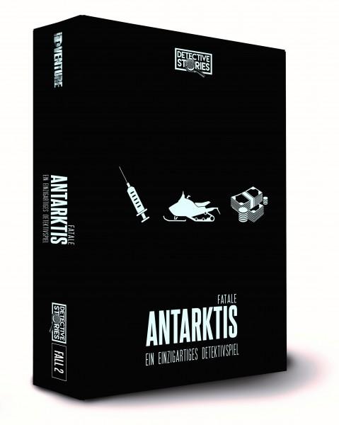 Detective Stories - Antarktis Fatale, Fall 2