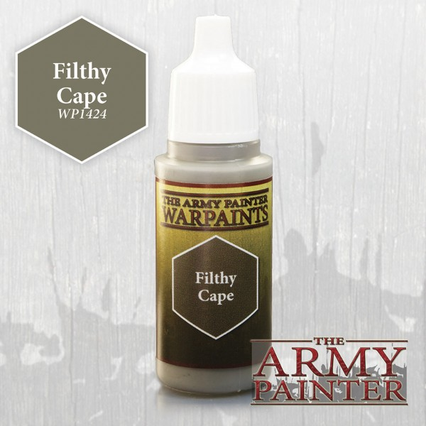 Army Painter Paint: Filthy Cape