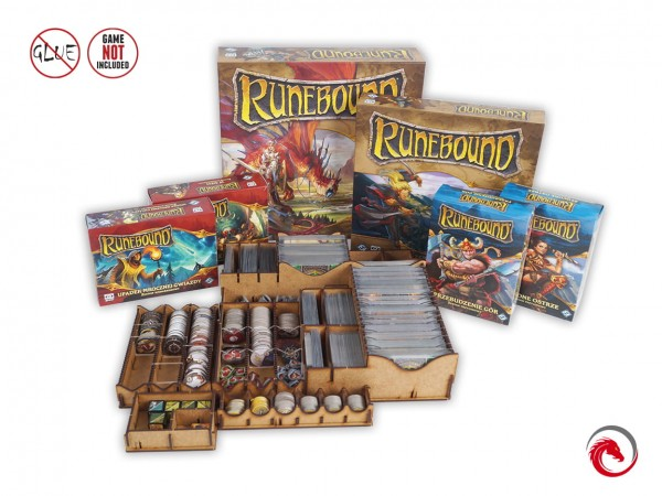 Insert: Runebound 3rd Ed. + Expansions
