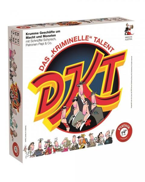 DKT – das kriminelle Talent