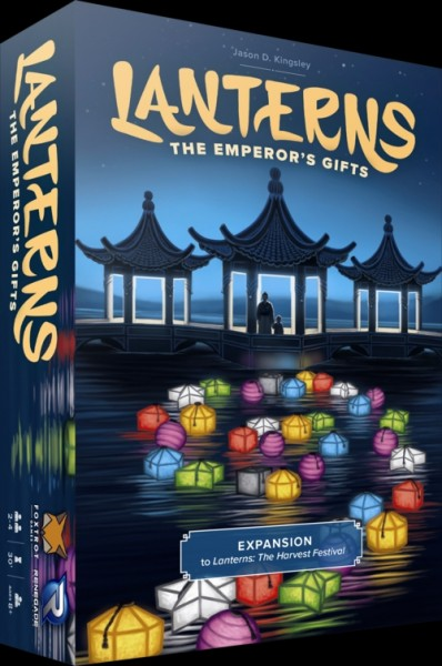 Lanterns: The Emperor's Gift (Expansion)
