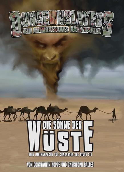 Dungeonslayers: Die Söhne der Wüste