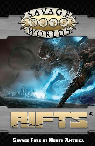 Rifts: Savage Foes of North America (Revised)