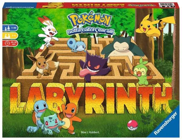 Das verrückte Labyrinth – Pokémon