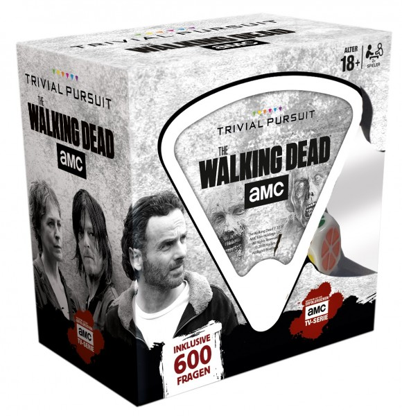 Trivial Pursuit – The Walking Dead - AMC