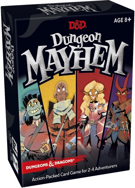 D&D: Dungeon Mayhem - Battle for Baldur's Gate [Expansion]