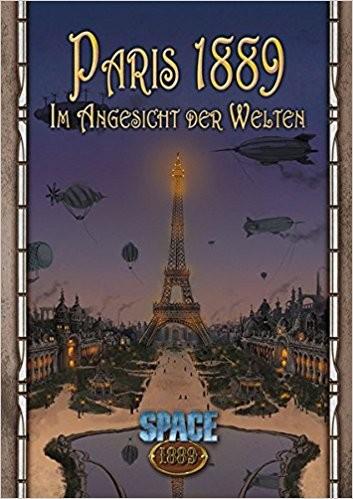 Space: 1889: Paris 1889 – Im Angesicht der Welten