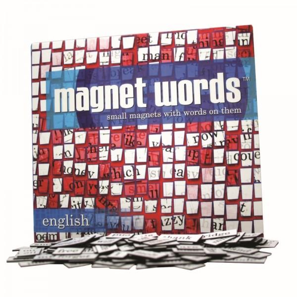 Magnetwörter – Englisch