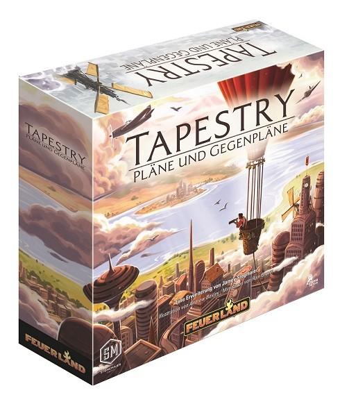 Tapestry: Pläne und Gegenpläne [Erweiterung]