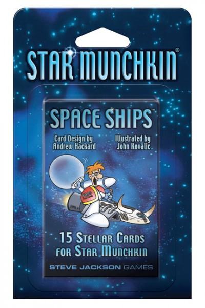 Munchkin Space ships