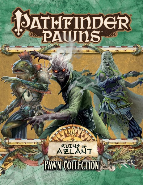 Pathfinder: Ruins of Azlant Pawn Collection