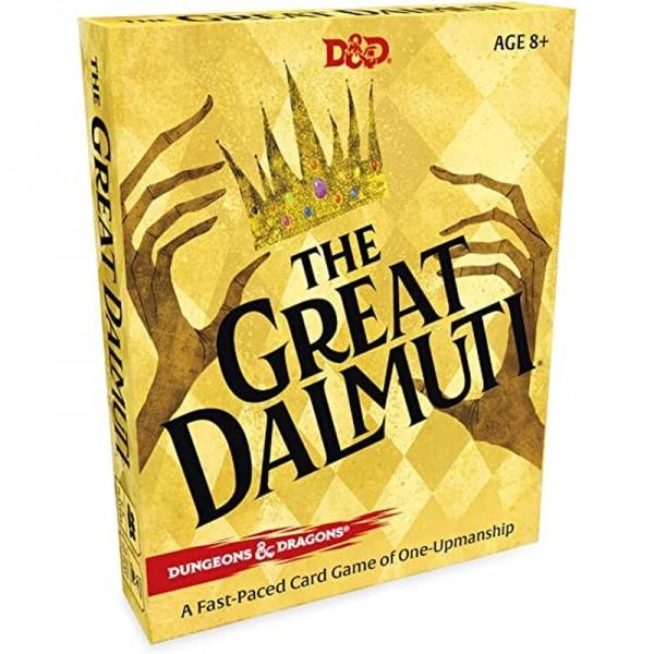 D&D: The Great Dalmuti Display (8 Stück)